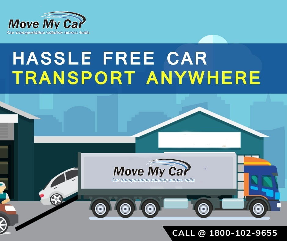 Car Transport From Chandigarh to Bangalore - MoveMyCar