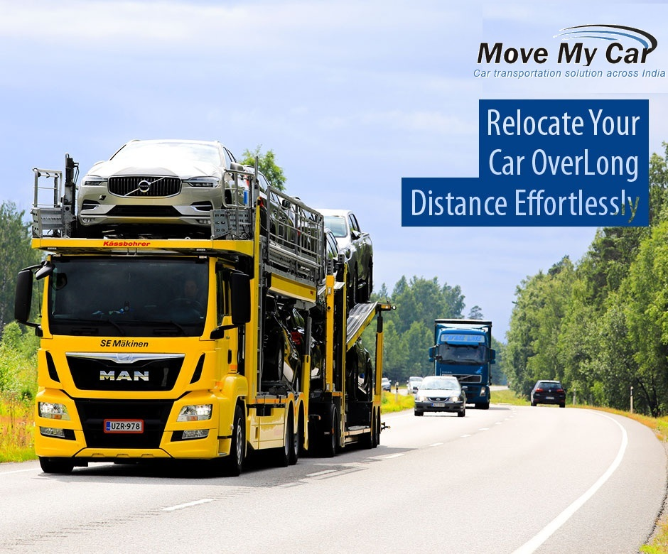 Best Car Transportation Services in India- MoveMyCar