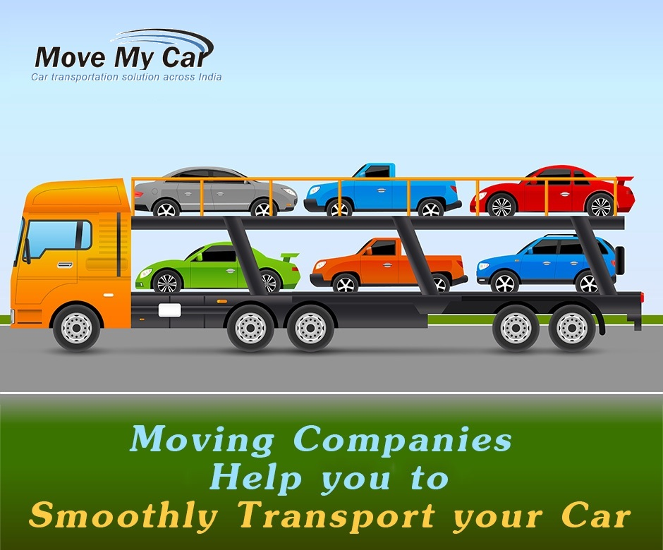 Best Moving Companies Help you to Smoothly Transport your Car in Noida - MoveMyCar