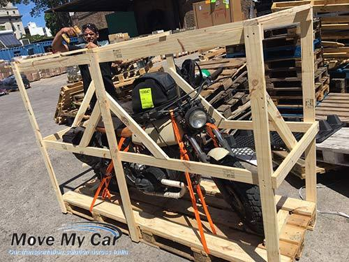 Bike Transport Experience in Bangalore-MoveMyCar