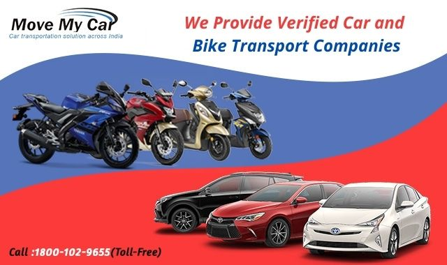 Car and Bike Transport Companies - MoveMyCar