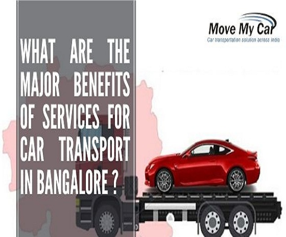 Car Transport in Bangalore -MoveMyCar