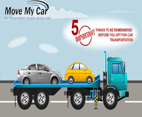 Car and Bike Transport in Chandigarh - MoveMyCar