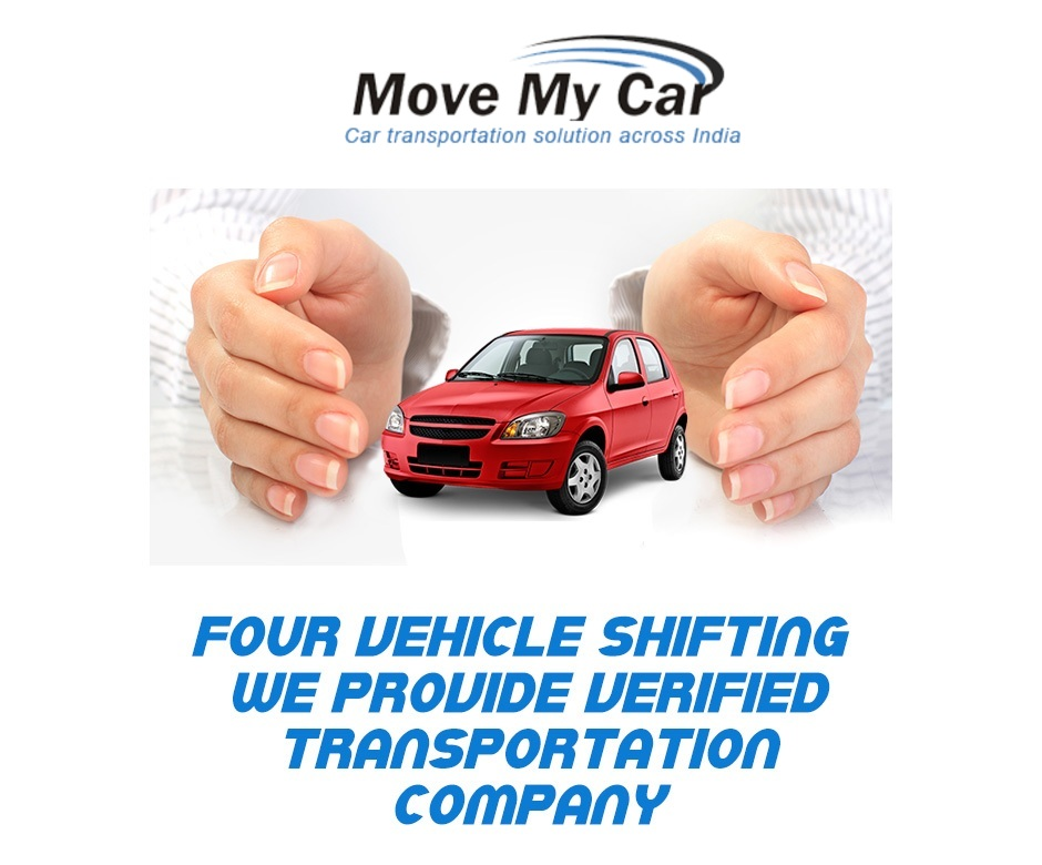 Four Vehicle Shifting We Provide Verified Transportation Company in Gurgaon- MoveMyCar