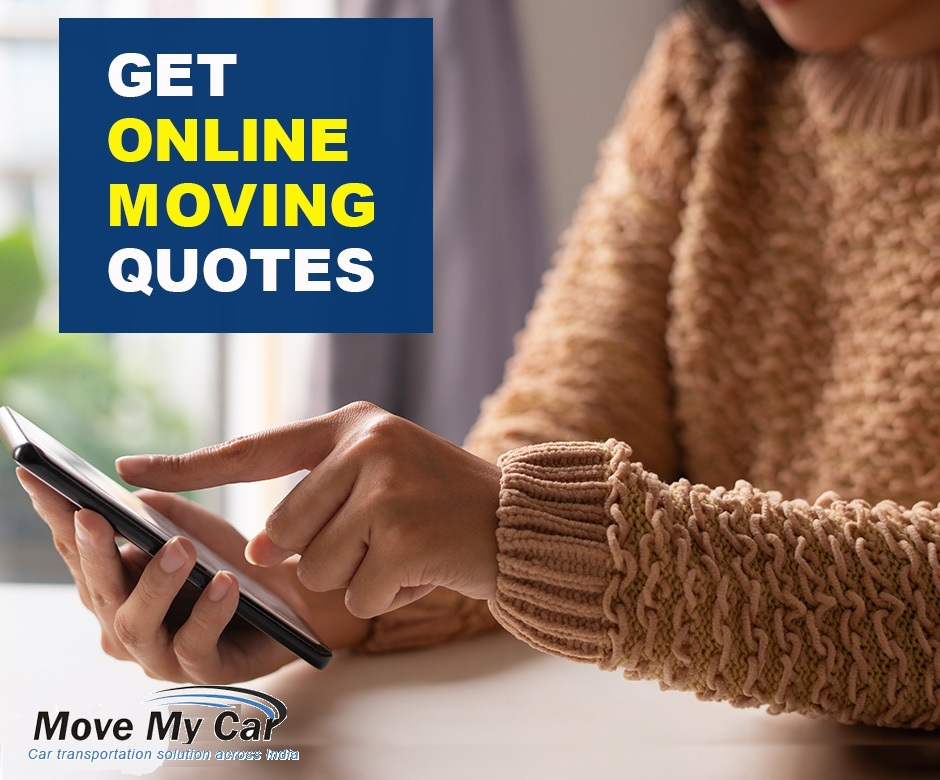 Get Online Moving Quotes in Kolkata- MoveMyCar