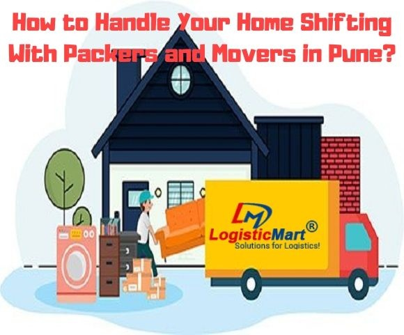 Top 5 Packers and Movers Pune to Hyderabad - LogisticMart