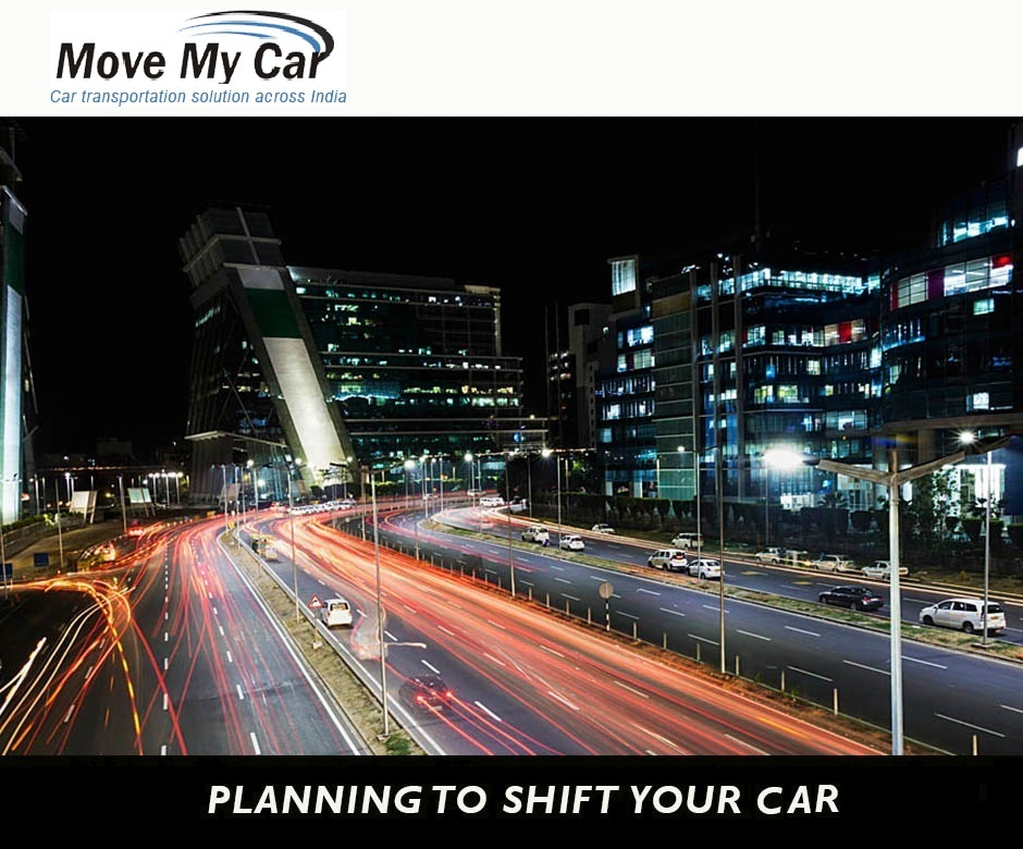 Planning to Shift Your Car or Bike in Gurgaon- MoveMyCar