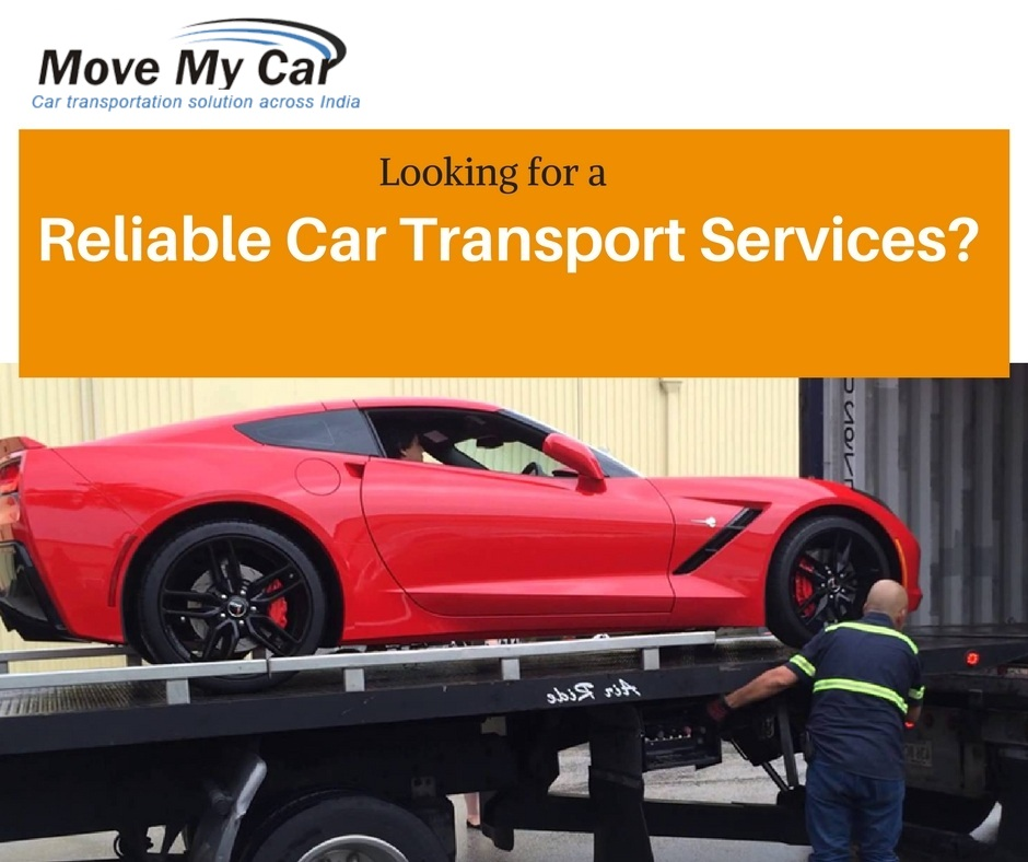 Reliable car Transportation Packers and Movers Services in Chennai - MoveMyCar
