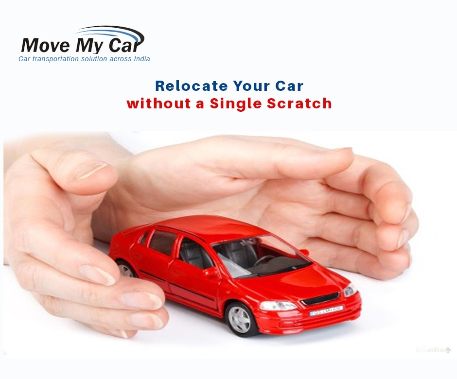 Relocate Your Car in Delhi NCR without a Single Scratch - LogisticMart