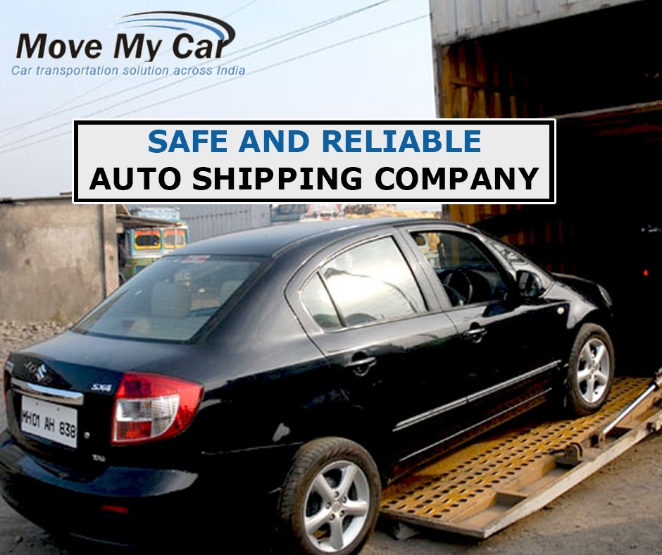 Safe And Reliable Auto Shipping Company in Kolkata- MoveMyCar