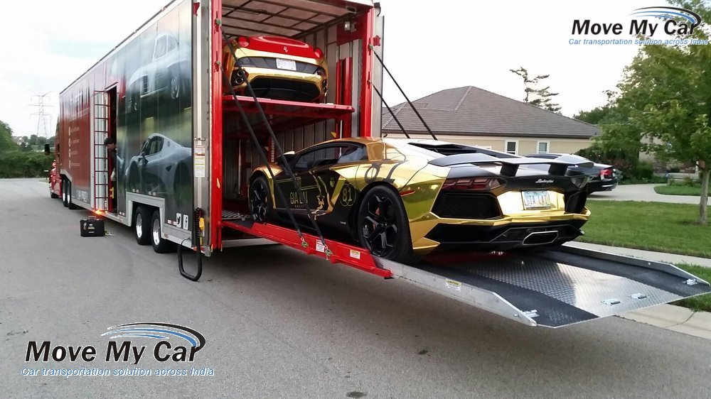 Sports Car Relocation-MoveMyCar