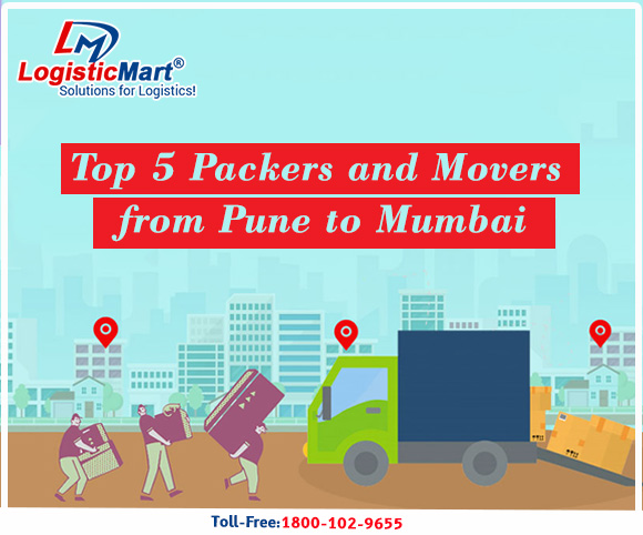 Packers and Movers Pune to Mumbai - LogisticMart