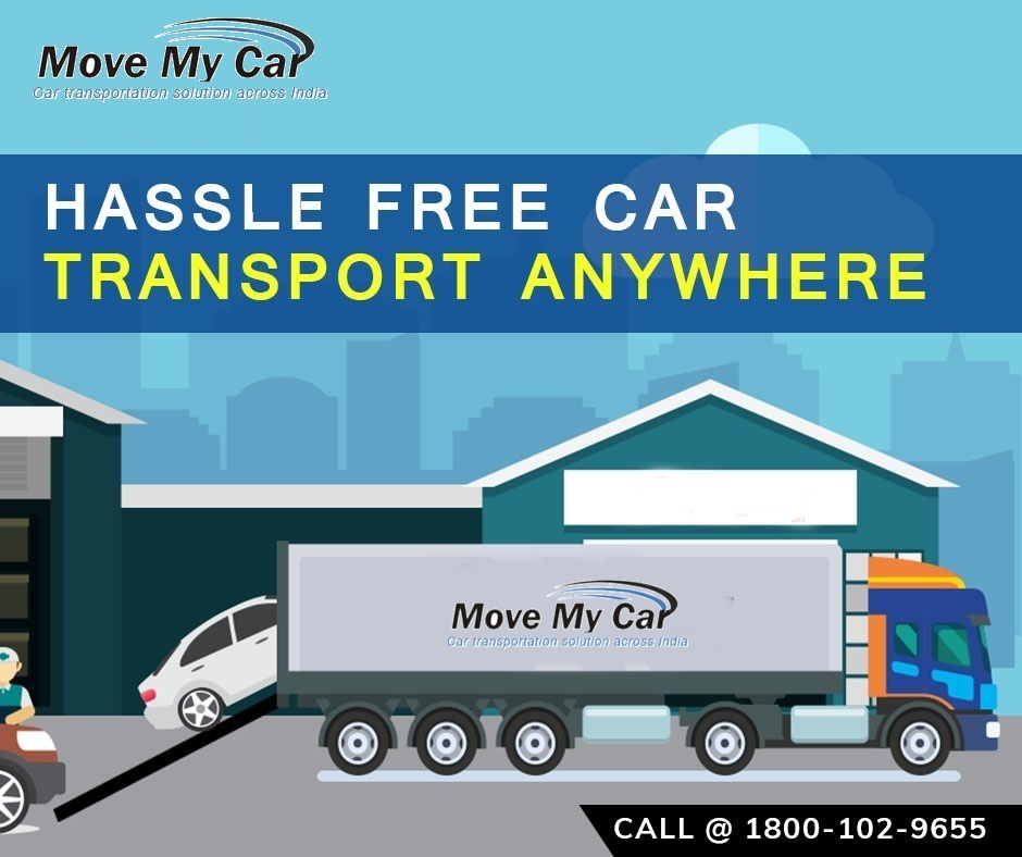 Transport Your Car or Bike in Pune- MoveMyCar