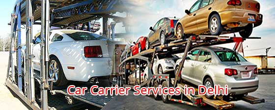 Car Carrier Services in Delhi